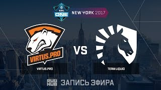 VP vs Liquid, game 1