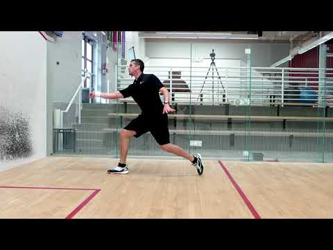Squash tips: Side to side with David Palmer