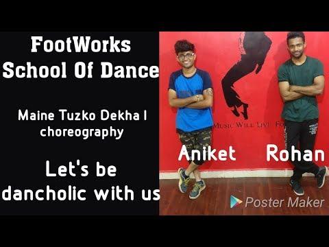 Golmaal again | Maine Tuzko Dekha | Dance choreography - FSD