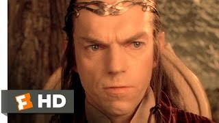The Lord Of The Rings: The Fellowship Of The Ring - Council Of The Ring