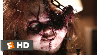 Nonton Cult of Chucky (2017) - Let's Play Scene (1/10) | Movieclips Film Subtitle Indonesia Streaming Movie Download