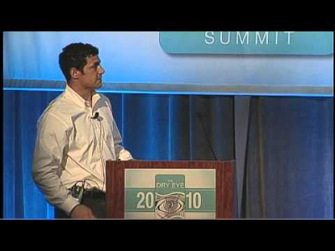 Description of this video - Kieth Lane - Role of Blink - Dry Eye Summit