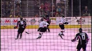 Cyclones vs Titans - February 10, 2012 Highlights