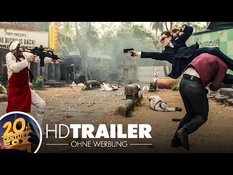 KINGSMAN: THE GOLDEN CIRCLE | Offizieller Trailer 3