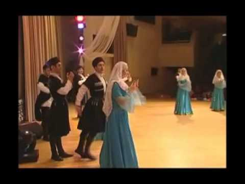 lezgi - Lezgi Dance (Lezginka) in performance of folk ensemble