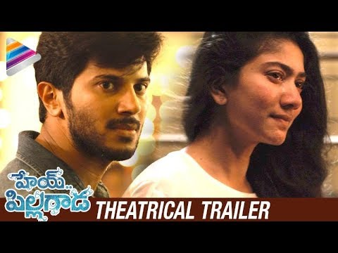 Hey Pillagada Theatrical Trailer- Dulquer Salmaan, Sai Pallavi