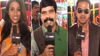 Naalu Perum Rommmba Nallavanga Movie Launch | Power Star Srinivasan | Balaje | JO V - BW