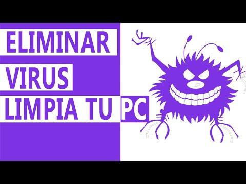 Como Eliminar Virus de la Pc Sin Antivirus | Windows 7 / 8 / 8.1 / 10 #eliminarvirus #virusenpc