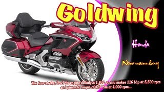 10. 2019 Honda Goldwing | 2019 honda goldwing review | 2019 honda goldwing f6b | new cars buy