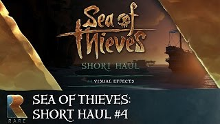 Видео к игре Sea of Thieves из публикации: Sea of Thieves: визуальные эффекты