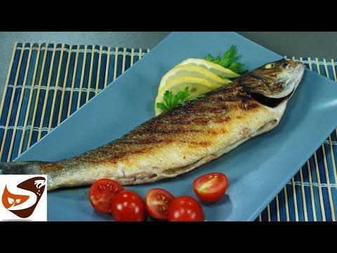 Pesce alla griglia: spigola o branzino e orata grigliate – Secondi di pesce veloci