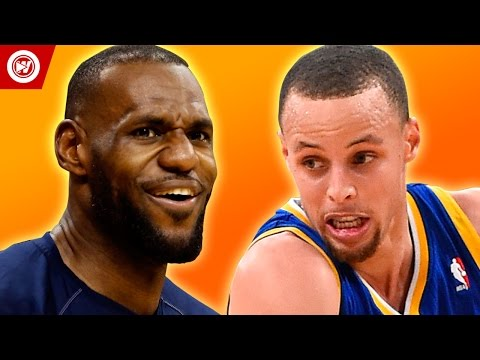 LeBron James & Stephen Curry HIGH SCHOOL Highlights