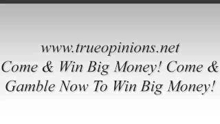 The Best Online Casino! Win Big Money Instantly! Biggest Online