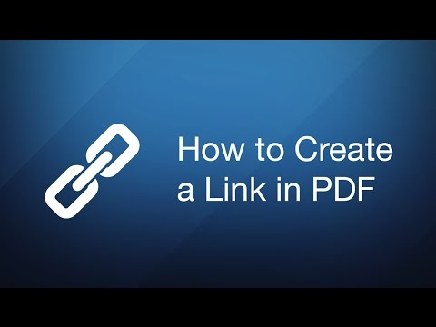 How To Insert A Hyperlink In PDF