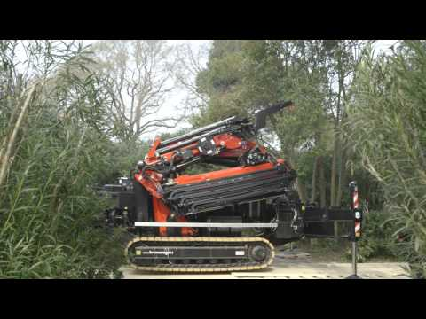 Video Effer 525 crawler mounted at work in Venice! download in MP3, 3GP, MP4, WEBM, AVI, FLV January 2017