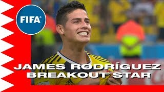 Video James Rodriguez - Breakout Star (EXCLUSIVE) MP3, 3GP, MP4, WEBM, AVI, FLV September 2018