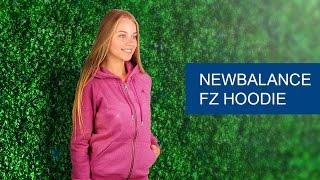 New Balance Fz Hoodie - фото