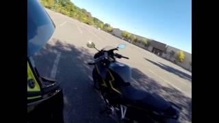 6. 2015 Honda CBR300R Overview