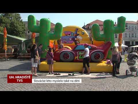 TVS: Uherské Hradiště 7. 7. 2018