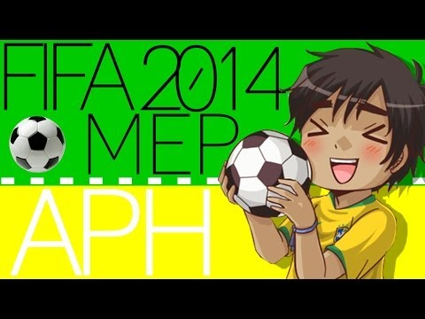 mep - PLEASE check the end of the description before asking any questions!) Hey guys! :D My hetalia fifa mep is finally out, and while fifa is still going on, to ...