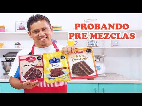 Probando pre mezclas / Cositaz Ricaz