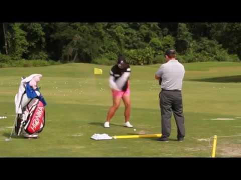 Team GGGA Pro Shanshan Feng Prepares for the LPGA US Women's Open at GGGA