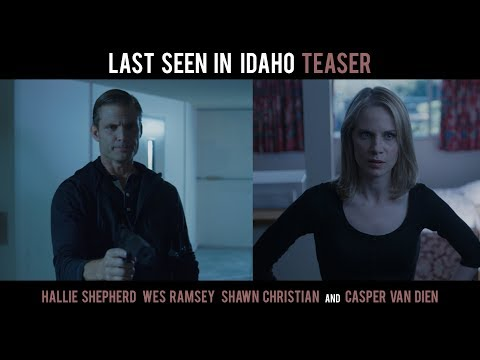 LAST SEEN IN IDAHO – Teaser (Visions of Murder)