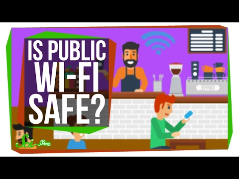 How Safe is Public WiFi?