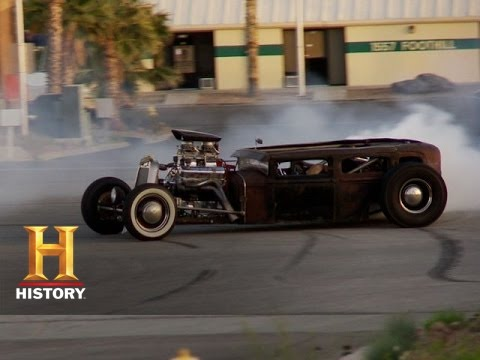Counting Cars: Rat Rod in Action | History