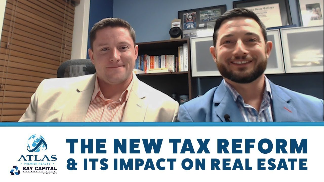 How Does the New Tax Reform Affect the Real Estate Industry?