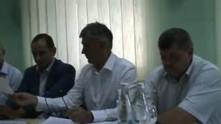 Прес-конференція МФК Тепловик, 20.07.2016