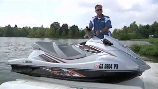 4. Yamaha's Scott Watkins Walks Through the All New 2011 VXR WaveRunner