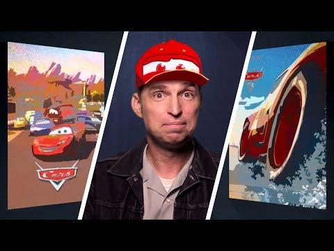 Cars 3 Untold: Jay Ward | Disney•Pixar