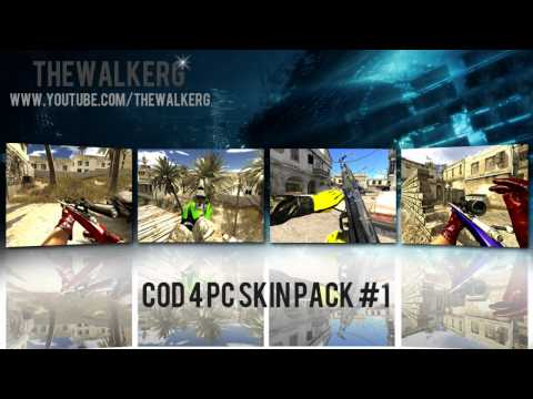 Call of Duty 4 | PC | Skin Pack #1