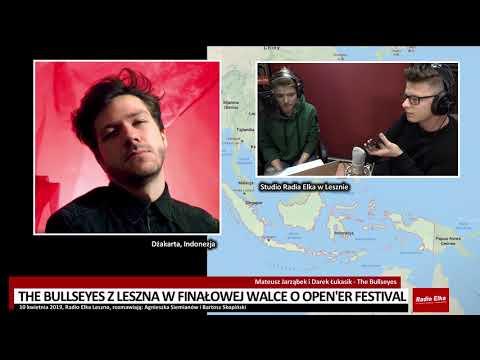Wideo1: The Bullseyes z Leszna w finałowej walce o występ na Open\'er Festival