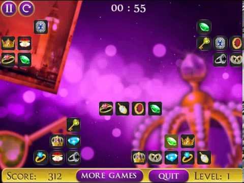 Video of Diamonds Mahjong Connect Free