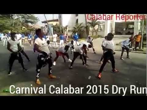 Calabar Carnival 2015 Dry Run I Calabarreporters com