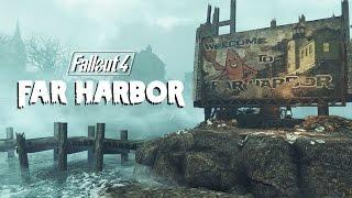Fallout 4: Exploring Far Harbor with Bethesda