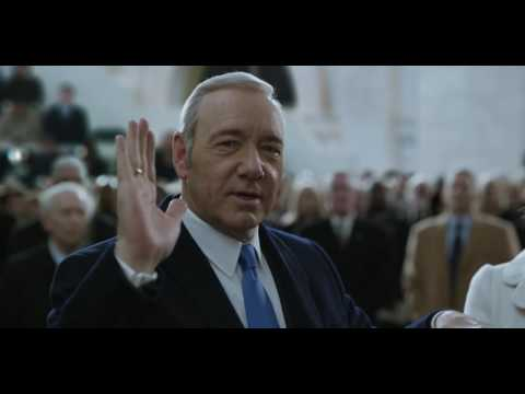 Frank Underwood Channels Trump In House Of Cards S05E09 Inauguration Monologue