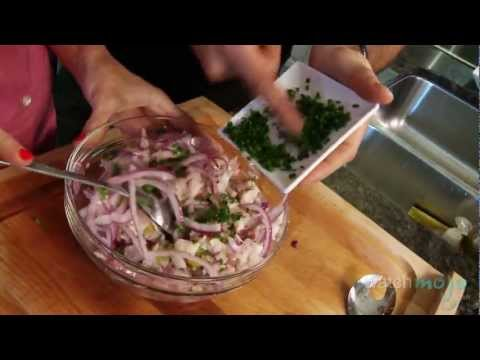 South American Seafood Dish: How to Make Healthy Peruvian Ceviche