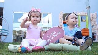 Homenagem da Escola Espaço Livre ao Dia das Mães