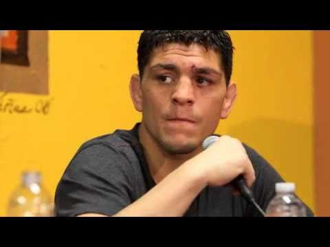 Nick Diaz Talks Paul Daley Win