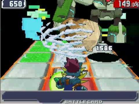 Ryuusei no Rockman 3: Black Ace - Club Strong R