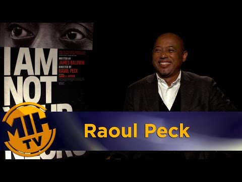 "Raoul Peck Interview on ""I Am Not Your Negro"" Movie"