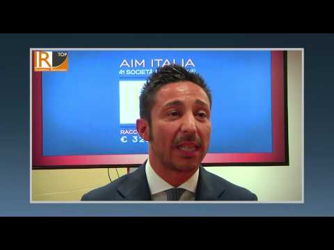 Intervista a David Barzazi di Gruppo Green Power all'Aim Investor Day