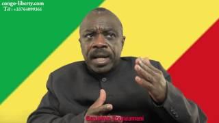 Benjamin Toungamani condamne le génocide dans le Pool