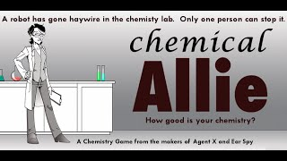 Chemistry Allie Periodic Table YouTube video