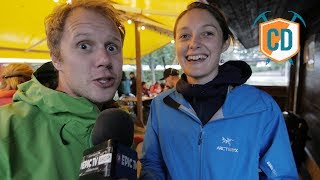 Can You Cry Underwater And Other Weirdness At The Arc'teryx Academy BBQ   Climbing Daily Ep.958 by EpicTV Climbing Daily