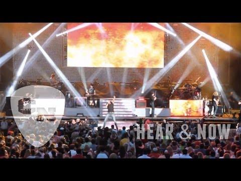 Jason Aldean and Luke Bryan Chat About Last Weeks Sanford Stadium Show
