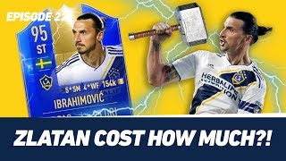 95 RATED ZLATAN COST HOW MUCH? by Major League Soccer